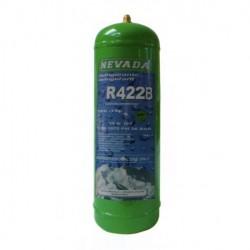 2 Kg R422 (ex R22) GAS REFRIGERANTE BOTELLA RECARGABLE