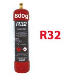 R32 gas refrigerante 800g