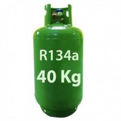 40 Kg GAS REFRIGERANTE R134a BOTELLA RELLENABLE