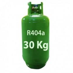 30 Kg GAS REFRIGERANTE R404a BOTELLA RELLENABLE