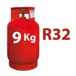 9 Kg R32 gas refrigerante