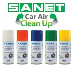 SANET desinfectante para el coche
