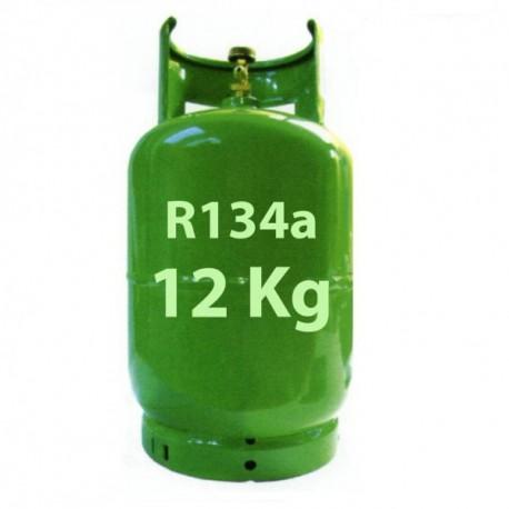 12 Kg R134a BOTELLA RECARGABLE