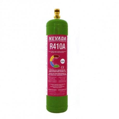 R410a REFRIGERANT GAS KIT RECHARGE BOTTLE (800g)